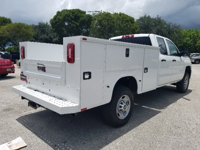 2019 Silverado 2500 Double Cab 4x2,  Knapheide Standard Service Body #K1187479 - photo 8
