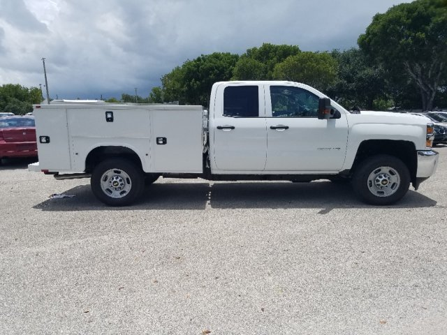 2019 Silverado 2500 Double Cab 4x2,  Knapheide Standard Service Body #K1187479 - photo 9