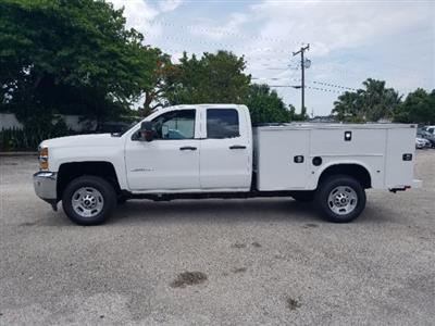 2019 Silverado 2500 Double Cab 4x2,  Knapheide Standard Service Body #K1187479 - photo 4
