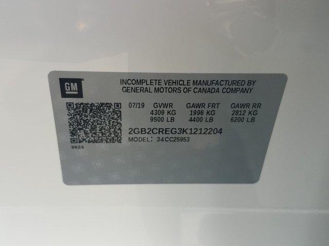 2019 Silverado 2500 Double Cab 4x2,  Knapheide Standard Service Body #K1212204 - photo 7