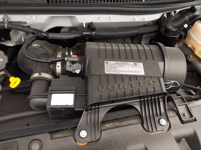 2019 Chevrolet Express 3500 4x2, Knapheide KUV Service Utility Van #K1213566 - photo 15