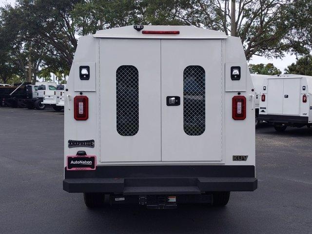 2019 Chevrolet Express 3500 4x2, Knapheide KUV Service Utility Van #K1213566 - photo 8