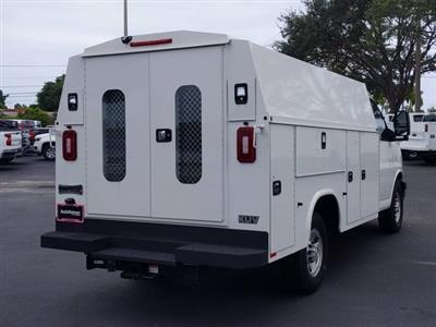 2019 Chevrolet Express 3500 4x2, Knapheide KUV Service Utility Van #K1213566 - photo 4
