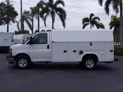 2019 Chevrolet Express 3500 4x2, Knapheide KUV Service Utility Van #K1213566 - photo 6