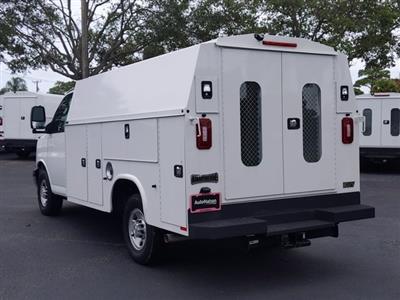 2019 Chevrolet Express 3500 4x2, Knapheide KUV Service Utility Van #K1213566 - photo 2