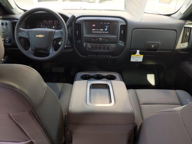 2019 Silverado 2500 Double Cab 4x2, Service Body #K1226529 - photo 3