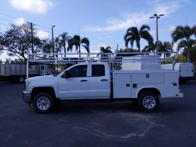 2019 Silverado 2500 Double Cab 4x2, Reading Service Body #K1226529 - photo 12
