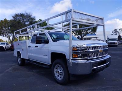2019 Silverado 2500 Double Cab 4x2, Cab Chassis #K1226529 - photo 6