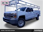 2019 Silverado 2500 Double Cab 4x2, Cab Chassis #K1226529 - photo 1