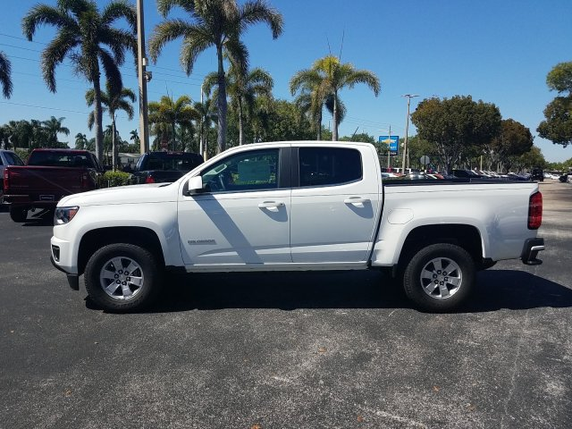 2019 Colorado Crew Cab 4x2,  Pickup #K1229442 - photo 4