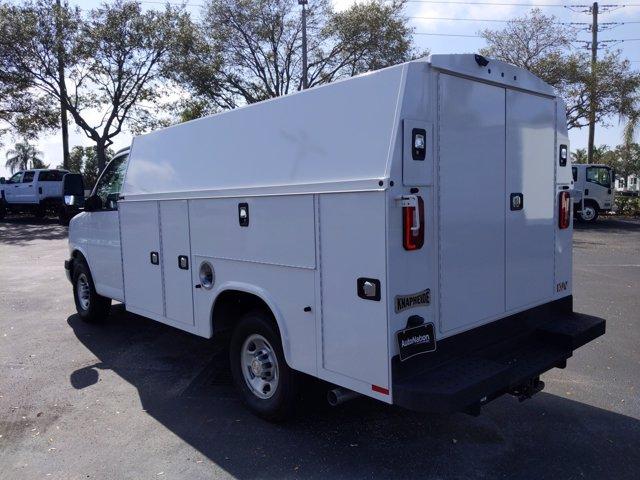 2019 Chevrolet Express 3500 4x2, Knapheide Service Utility Van #K1238440 - photo 1