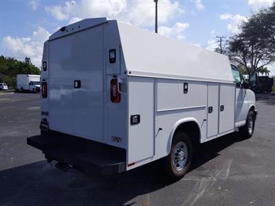 2019 Chevrolet Express 3500 4x2, Knapheide KUV Service Utility Van #K1238440 - photo 15