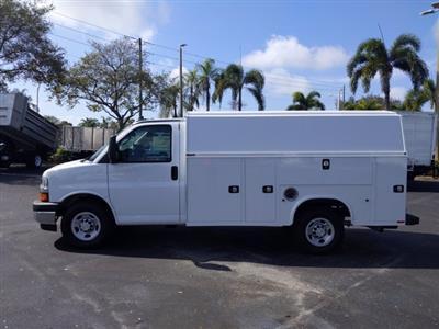 2019 Chevrolet Express 3500 4x2, Knapheide KUV Service Utility Van #K1238440 - photo 5