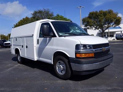 2019 Chevrolet Express 3500 4x2, Knapheide KUV Service Utility Van #K1238440 - photo 6
