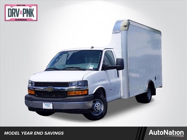 2019 Chevrolet Express 3500 4x2, Rockport Cutaway Van #K1244654 - photo 1