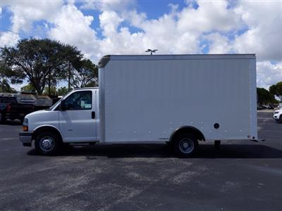 2019 Chevrolet Express 3500 4x2, Rockport Cargoport Cutaway Van #K1244654 - photo 6
