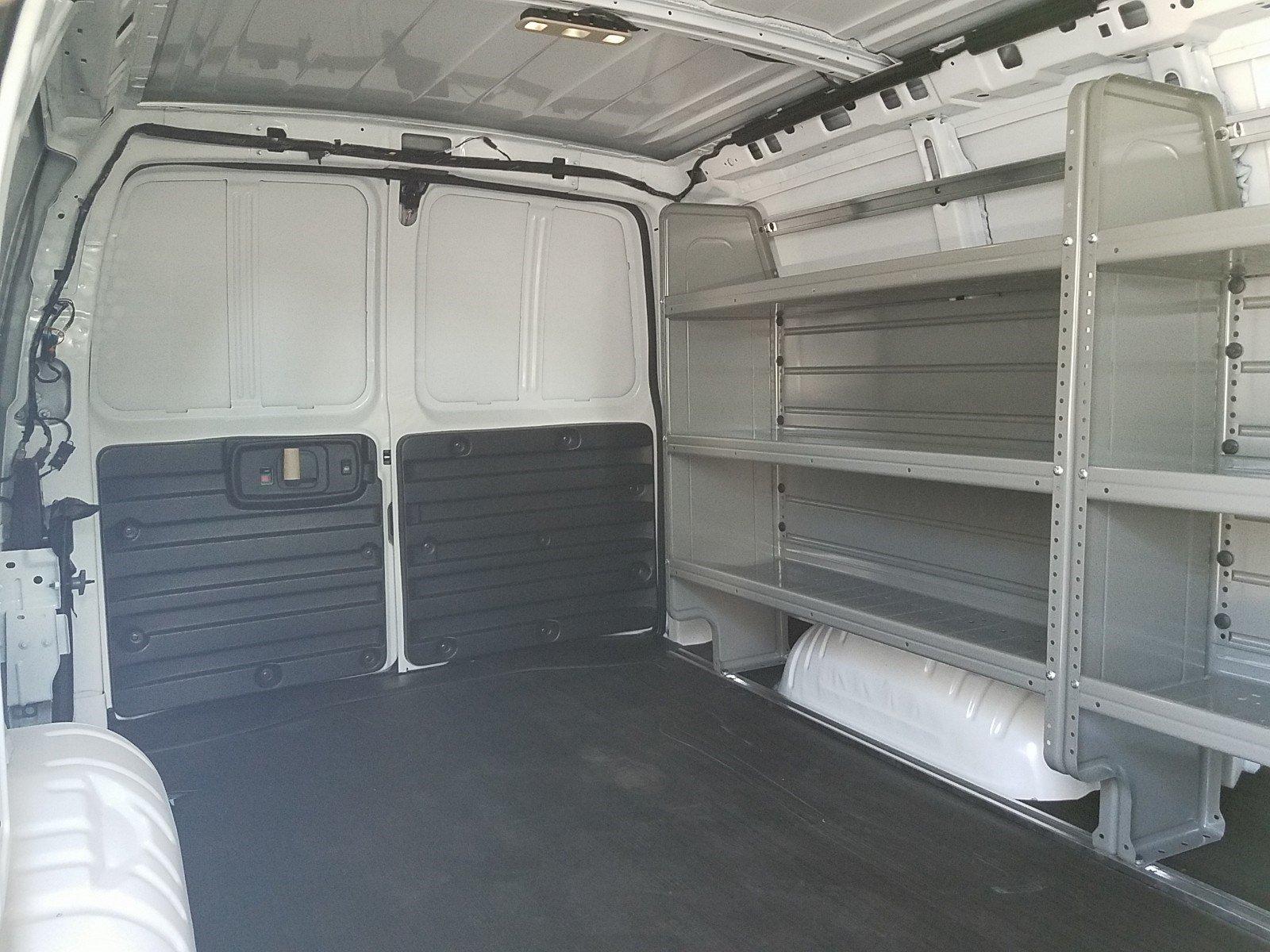 2019 Express 2500 4x2,  Adrian Steel Upfitted Cargo Van #K1258781 - photo 1