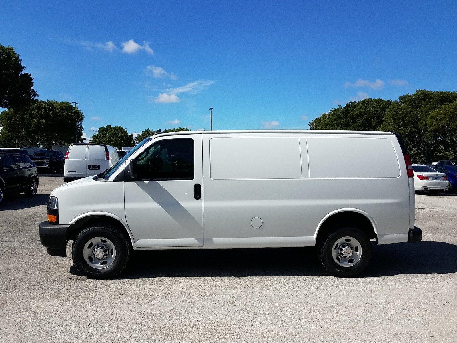 2019 Express 2500 4x2,  Adrian Steel Commercial Shelving Upfitted Cargo Van #K1258781 - photo 3
