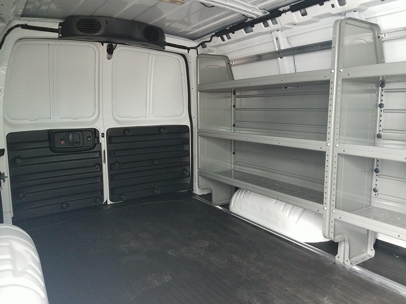 2019 Express 2500 4x2,  Adrian Steel Upfitted Cargo Van #K1260652 - photo 1