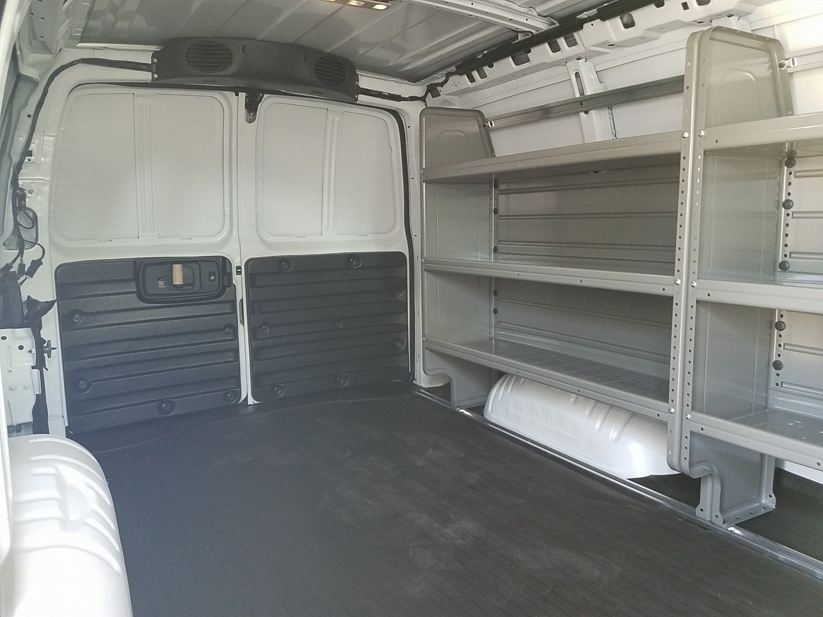 2019 Express 2500 4x2,  Adrian Steel Upfitted Cargo Van #K1261318 - photo 1