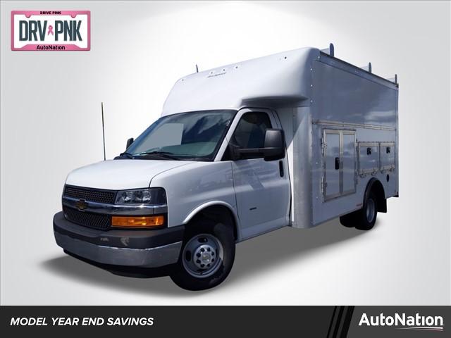 2019 Express 3500 4x2,  Service Utility Van #K1266557 - photo 1