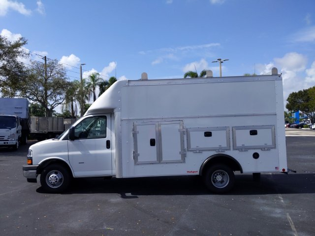 2019 Express 3500 4x2, Rockport Workport Service Utility Van #K1266557 - photo 5