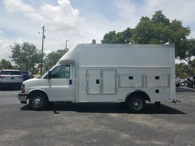 2019 Express 3500 4x2,  Rockport Service Utility Van #K1267170 - photo 15