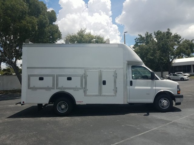 2019 Express 3500 4x2, Rockport Workport Service Utility Van #K1267170 - photo 5