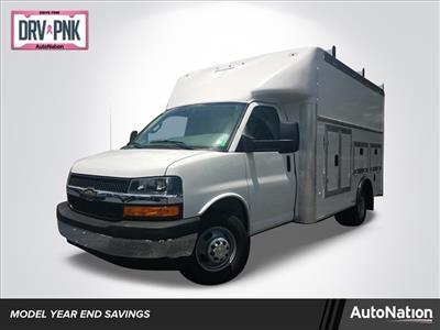 2019 Express 3500 4x2,  Rockport Service Utility Van #K1267170 - photo 1