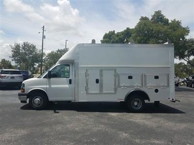 2019 Express 3500 4x2, Rockport Workport Service Utility Van #K1267170 - photo 15