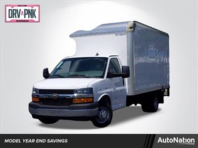 2019 Express 3500 4x2,  Rockport Cutaway Van #K1267940 - photo 1