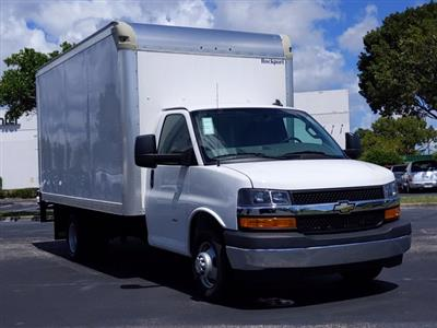 2019 Chevrolet Express 3500 4x2, Rockport Cutaway Van #K1267940 - photo 6