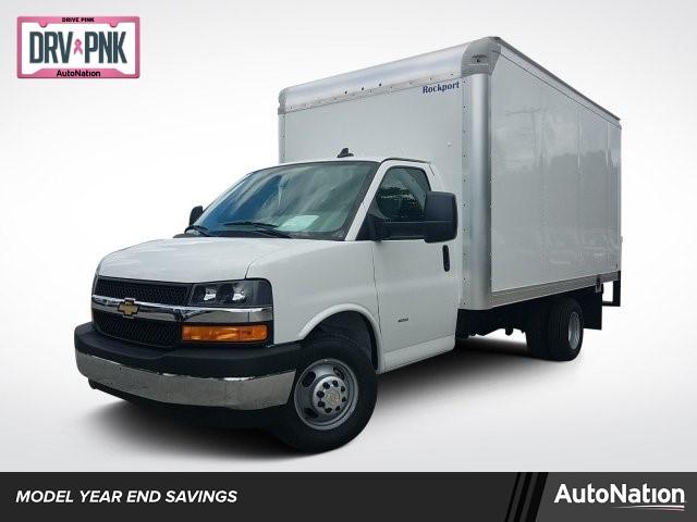 2019 Express 3500 4x2,  Rockport Cutaway Van #K1267983 - photo 1