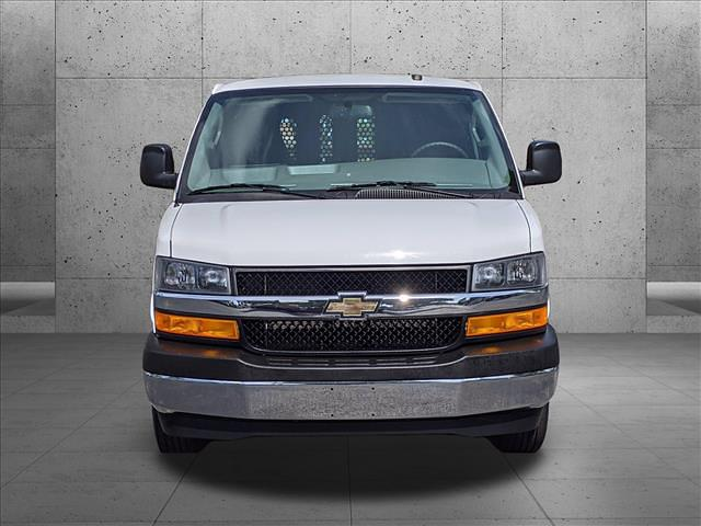 2019 Chevrolet Express 2500 4x2, Empty Cargo Van #K1275751 - photo 3