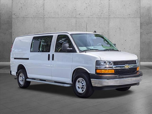 2019 Chevrolet Express 2500 4x2, Empty Cargo Van #K1275751 - photo 4