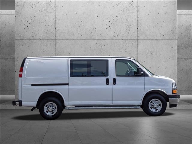 2019 Chevrolet Express 2500 4x2, Empty Cargo Van #K1275751 - photo 5