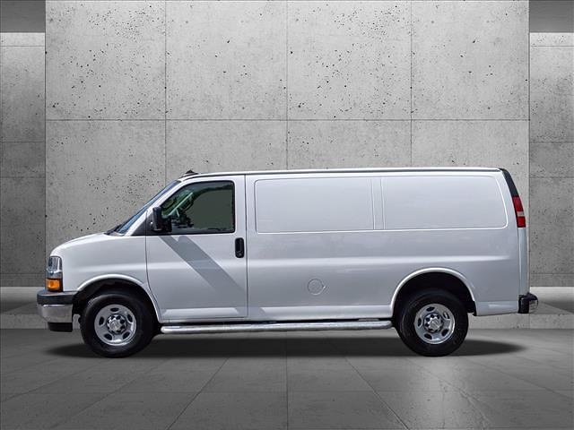 2019 Chevrolet Express 2500 4x2, Empty Cargo Van #K1275751 - photo 9