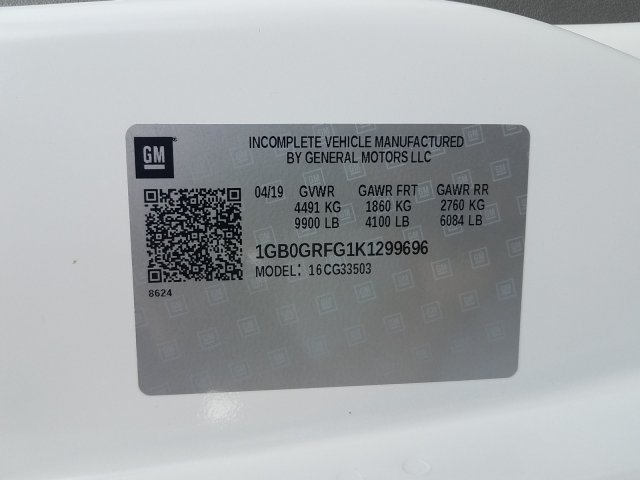 2019 Express 3500 4x2,  Knapheide KUV Service Utility Van #K1299696 - photo 14