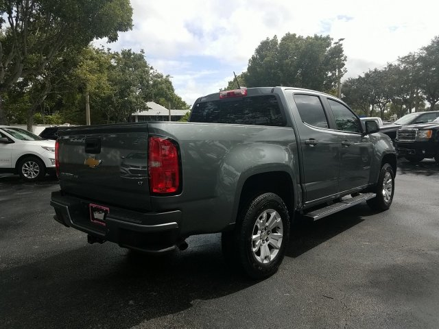 2019 Colorado Crew Cab 4x2,  Pickup #K1306568 - photo 6