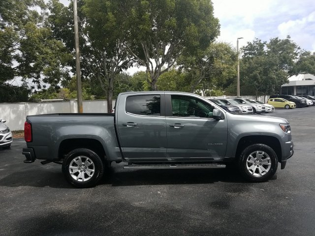2019 Colorado Crew Cab 4x2,  Pickup #K1306568 - photo 8