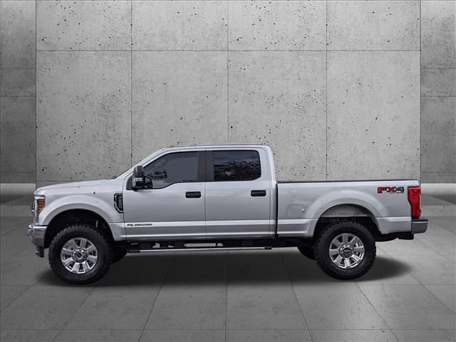 2019 Ford F-250 Crew Cab 4x4, Pickup #KEC77977 - photo 3