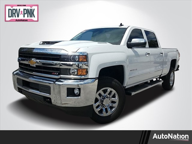 2019 Silverado 2500 Crew Cab 4x4,  Pickup #KF138054 - photo 1