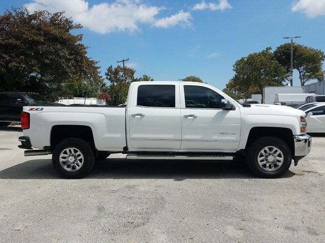 2019 Silverado 2500 Crew Cab 4x4,  Pickup #KF138054 - photo 6