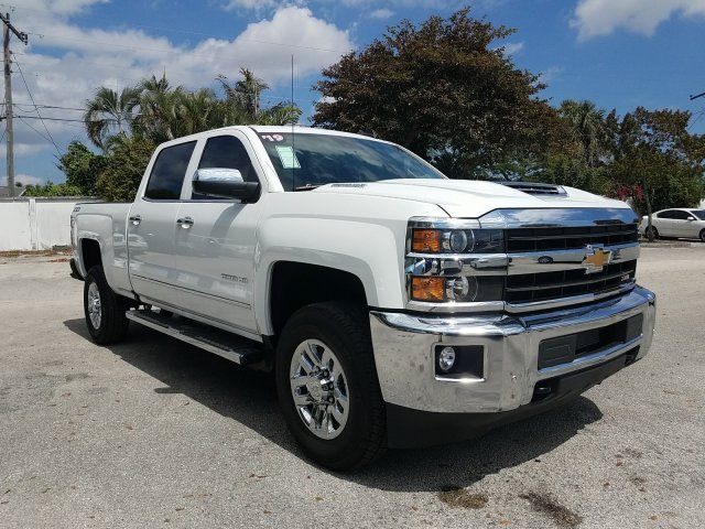 2019 Silverado 2500 Crew Cab 4x4,  Pickup #KF138054 - photo 7