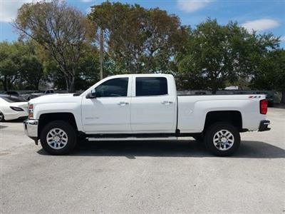2019 Silverado 2500 Crew Cab 4x4,  Pickup #KF138054 - photo 3