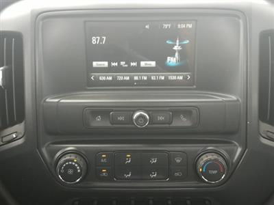 2019 Silverado 3500 Regular Cab DRW 4x2,  Knapheide Value-Master X Stake Bed #KF162367 - photo 11