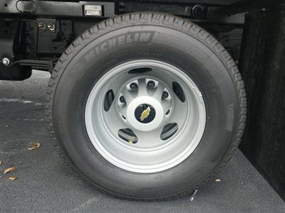 2019 Silverado 3500 Regular Cab DRW 4x2,  Knapheide Value-Master X Stake Bed #KF162367 - photo 13