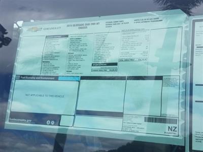 2019 Silverado 3500 Regular Cab DRW 4x2,  Knapheide Value-Master X Stake Bed #KF162367 - photo 15