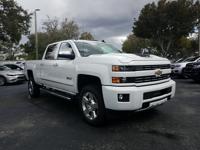2019 Silverado 2500 Crew Cab 4x4,  Pickup #KF190124 - photo 7