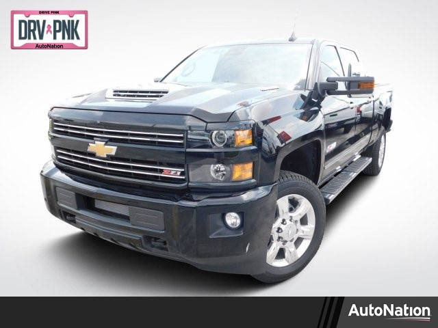 2019 Silverado 2500 Crew Cab 4x4,  Pickup #KF210036 - photo 1